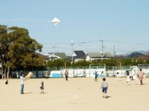 凧あげ大会の写真 NO.1